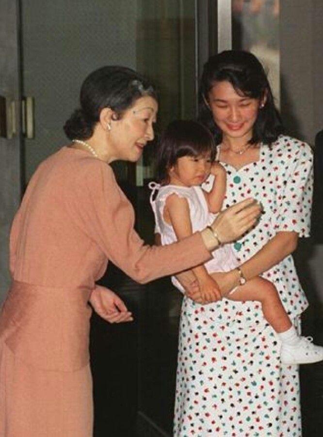 美智子さまと眞子様、そして紀子様 | 美智子さま, 眞子さま, 陛下