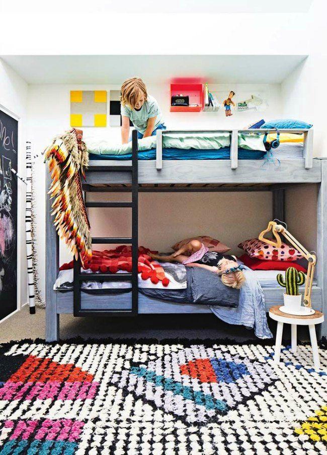 Las 25 mejores ideas sobre Habitaciones Compartidas Para ...