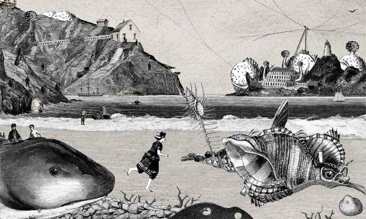 BoWo Studio, Petrified Island: The escape (2016)