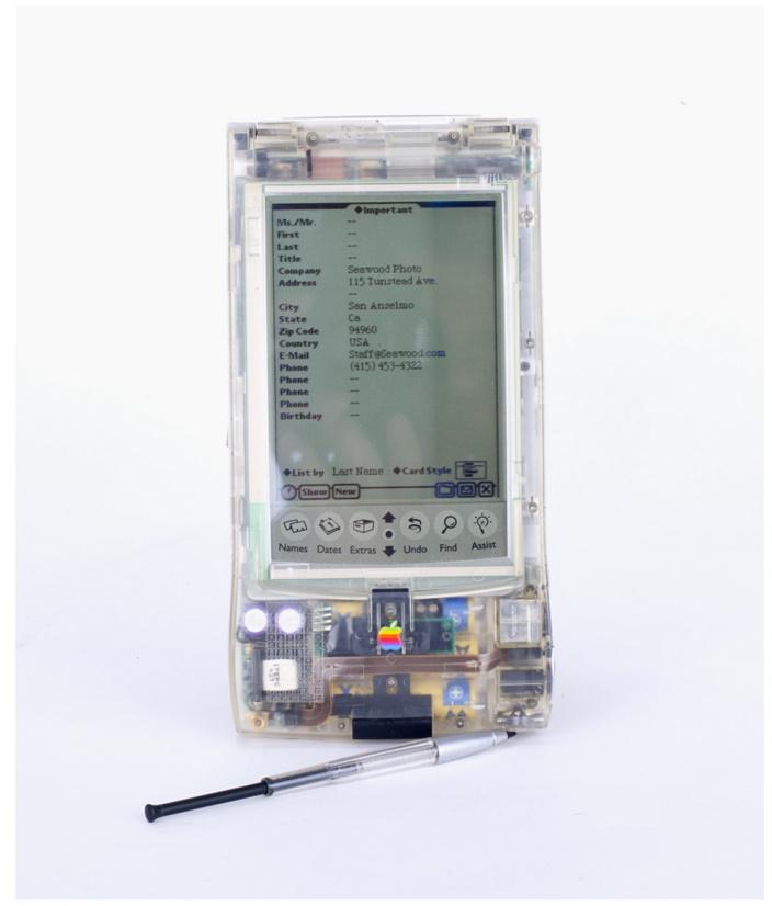 Apple Newton 110 developer edition (1995)
