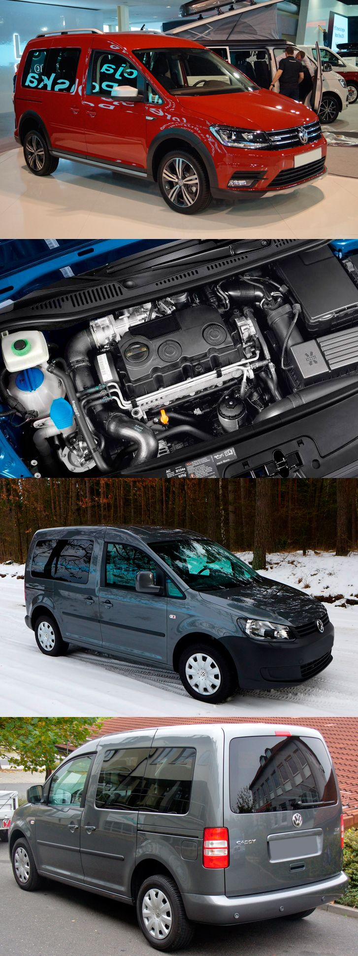 A practical and comfortable mini_van volkswagen caddy read more http