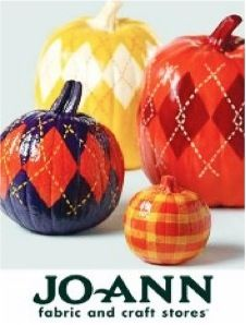JoAnn Craft Store Coupons: 20% off entire purchase + 50% off 1 item!