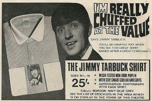 The Jimmy Tarbuck Shirt