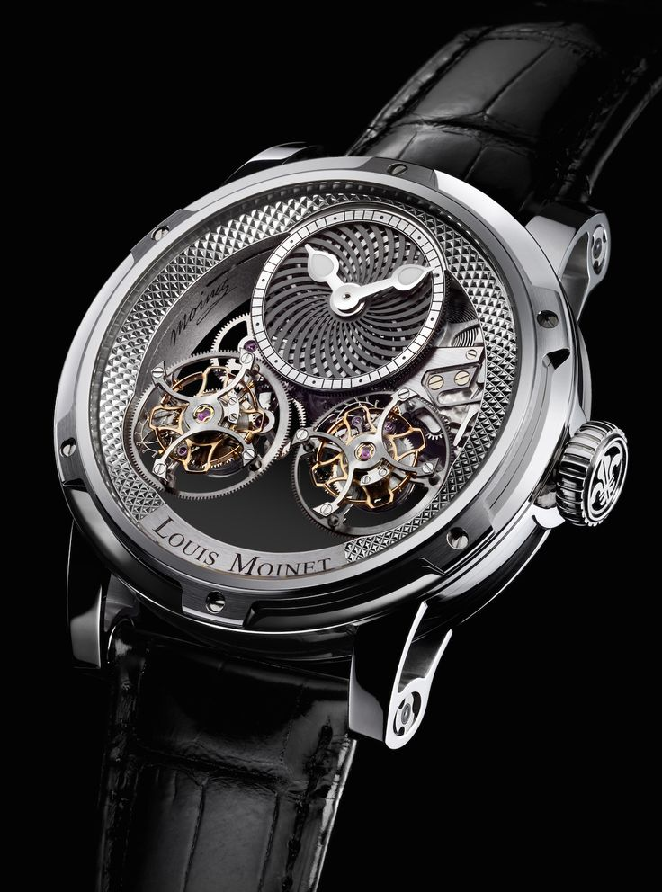 The Louis Moinet Mobiis is a significant 2017 introduction for the brand.