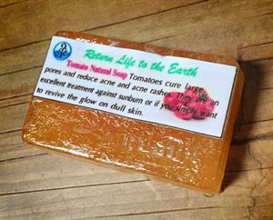 Show details for Tomato Soap 60g