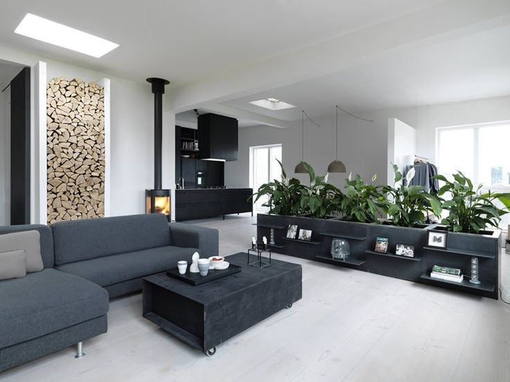 Completed by @vippdotcom, this New York style loft completely restored from its original state and located in Copenhagen, it's the home of Vipp's chief designer, Morten Bo Jensen #openspace