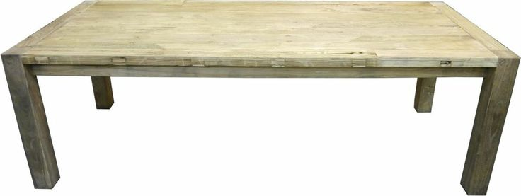 New French Provincial Large DINING Rustic Recycled Timber Table Wooden 2.4m x 1m