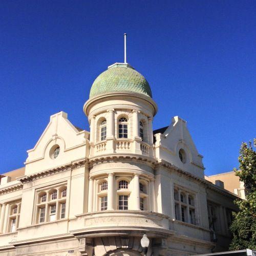 Fremantle West End architecture!