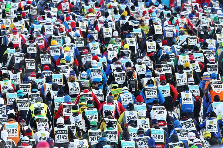 Vasaloppet 16.000 løpere