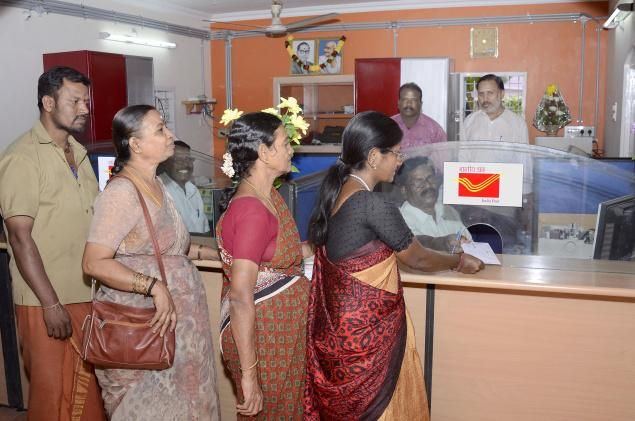 Chennai Ungal Kaiyil: Southern railway has planned proposals to open Passenger Reservation System (PRS) counters in about 50 post offices across the State.  #transportupdates #chennaiungalkaiyil.  Transport Department in Chennai, Train tickets reservation chennai.