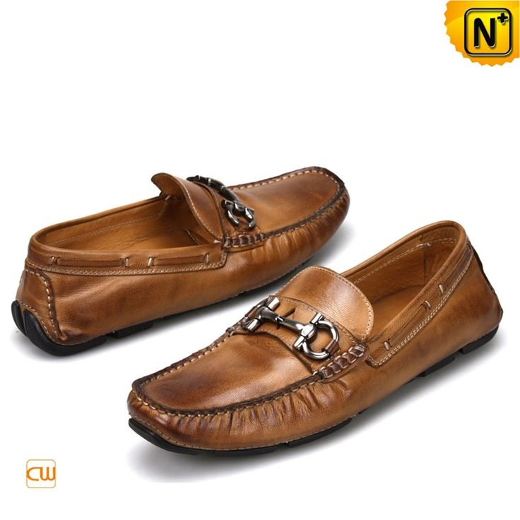 Gommino Leather Driving Shoes for Men