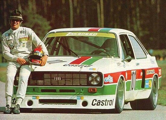 Ford Escort BDA Zakspeed - Hans Heyer - Deutsche Rennsport Meisterschaft #DRM