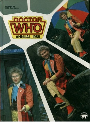 The Doctor Who Annual 1986