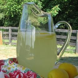 August 20- National Lemonade Day | Old-Fashioned Lemonade