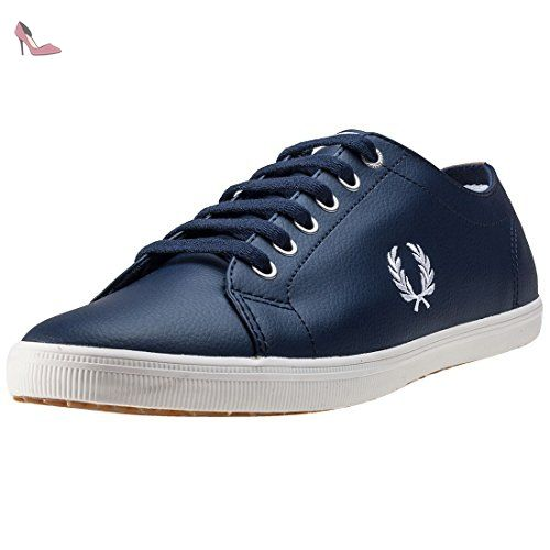 Fred Perry Vintage Tennis Canvas Midnight Bleu 45 Art Madrid Clarks Chorus Jingle hhBoPFn