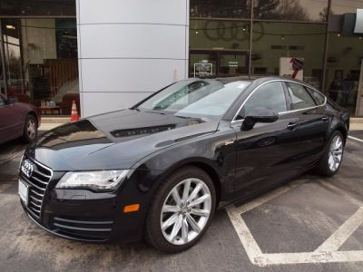 2013 Audi A7 3.0T Premium http://www.iseecars.com/used-cars/used-audi-for-sale