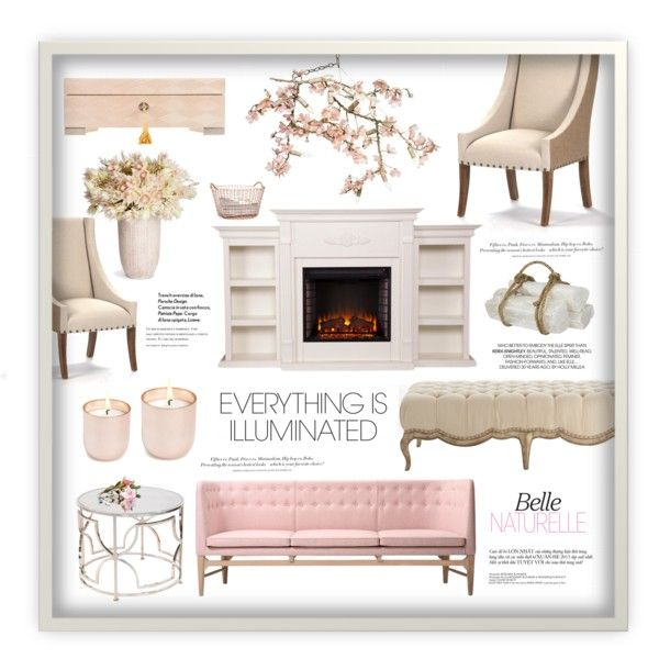 362 best Polyvore Decor images on Pinterest | Home home ...