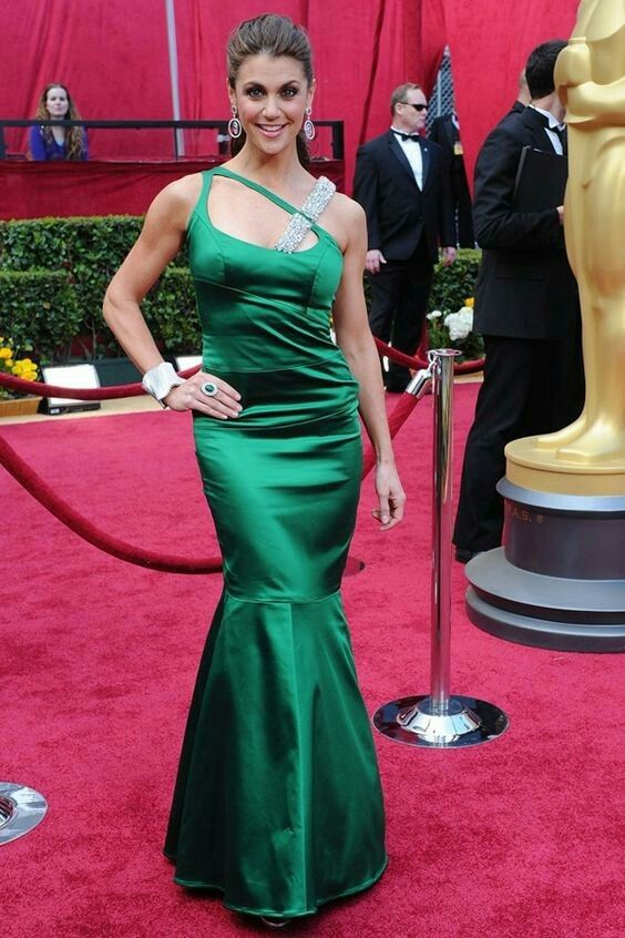 Gorgeous Samantha Harris The 79th Annual Academy Awards (oscars)