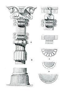 Une des caractéristiques de la Perse achéménide est donc l'érection dès le règne de Cyrus le Grand de constructions monumentales palatines en totale rupture avec l'absence de telles constructions au cours des périodes antérieures