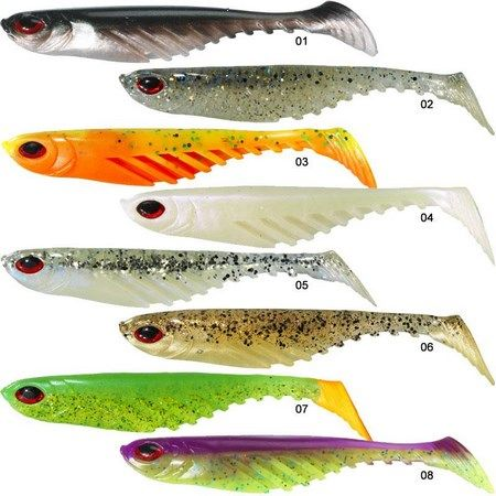 LEURRE SOUPLE BERKLEY POWERBAIT RIPPLE SHAD - 11CM - PACK