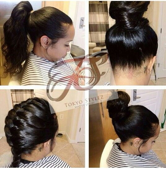 Howmuchhair To Use In A Versatile Sew In - Black Hairstyle and ...