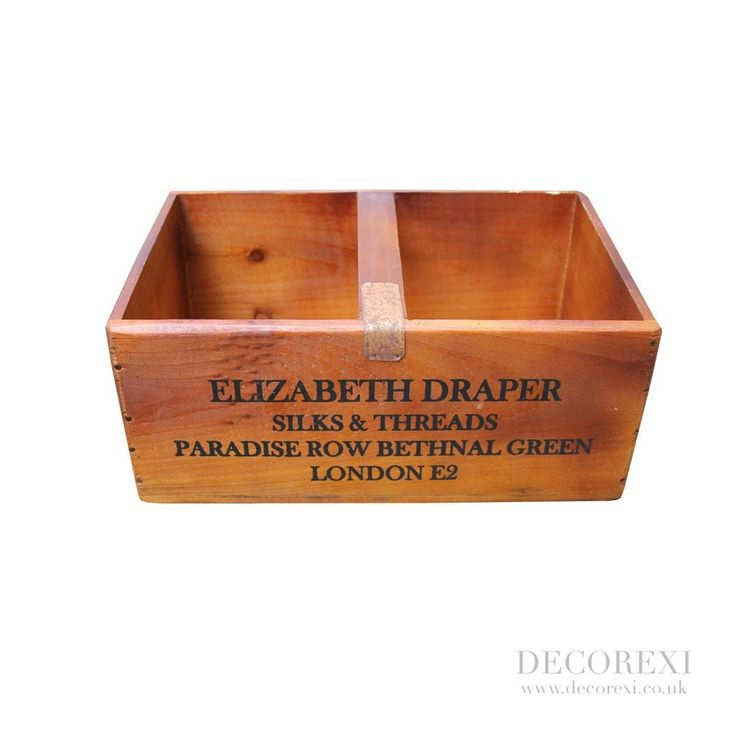 Elizabeth Draper Box