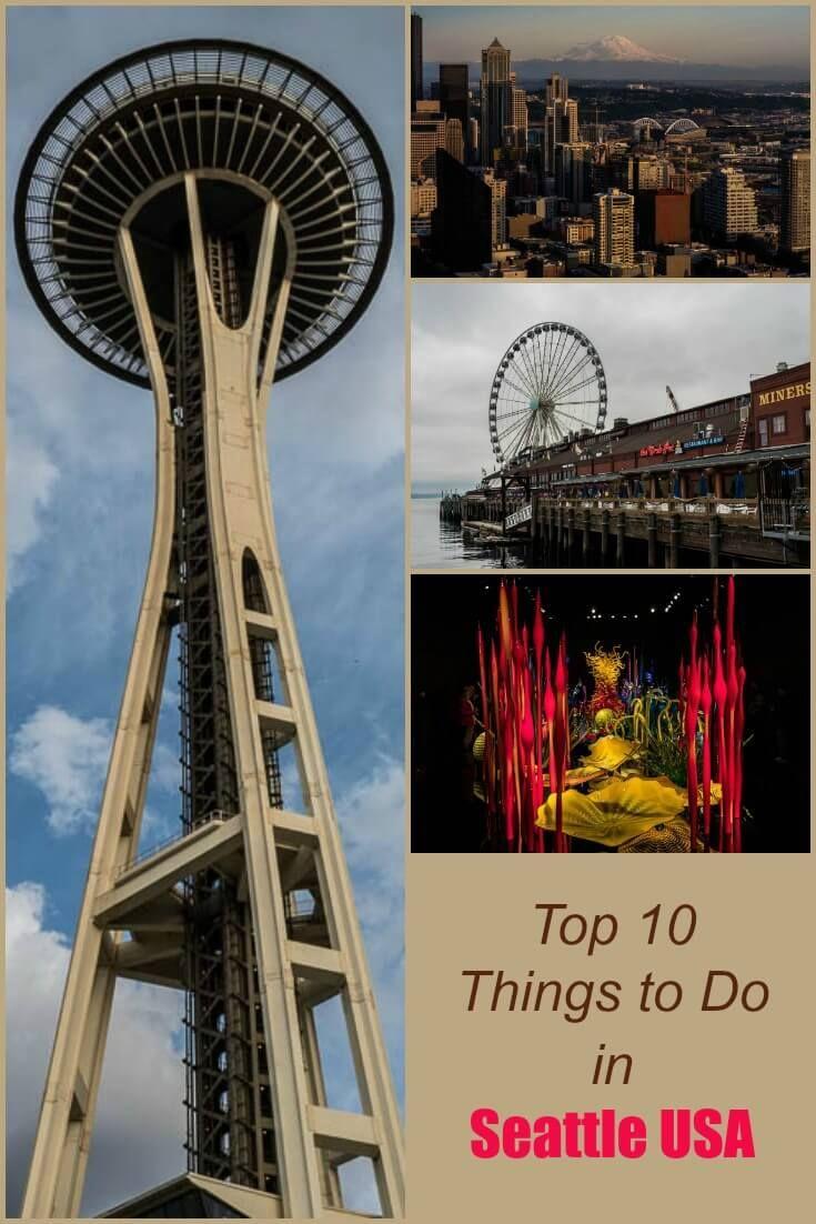 Seattle Itinerary Top 10 Weekend Things To Do In Seattle