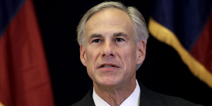 Governor Greg Abbott Threatens to Bring the Hammer Down On Federal Refugee…
