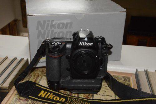 NIKON D2X SLR 12.4 Megapixel Digital Camera (Refurbished by Nikon U.S.A.) -      FEATURED  NIKON D2X SLR 12.4 Megapixel Digital Camera (Refurbished by Nikon U.S.A.)   Supplied Accessories  Type-B Focusing Screen, Rechargeable Li-ion Battery EN-EL4, Quick Charger MH-21, Body Cap, Camera Strap AN-D2X, A/V Cable Image Size  Full Image  [L] 4,288 x...