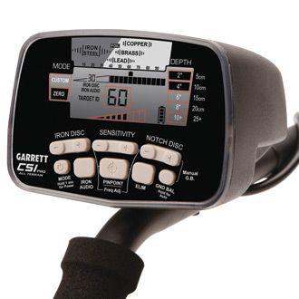 Garrett Metal Detectors CSI Pro All Terrain Metal Detector