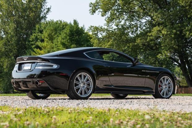 2009 Aston Martin Dbs Coupe 6 Speed Aston Martin Dbs Aston Martin Aston