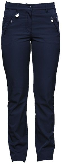 "NAvy Daily Sports Ladies 32"" Irene Golf Pants available at Lori's Golf Shoppe"