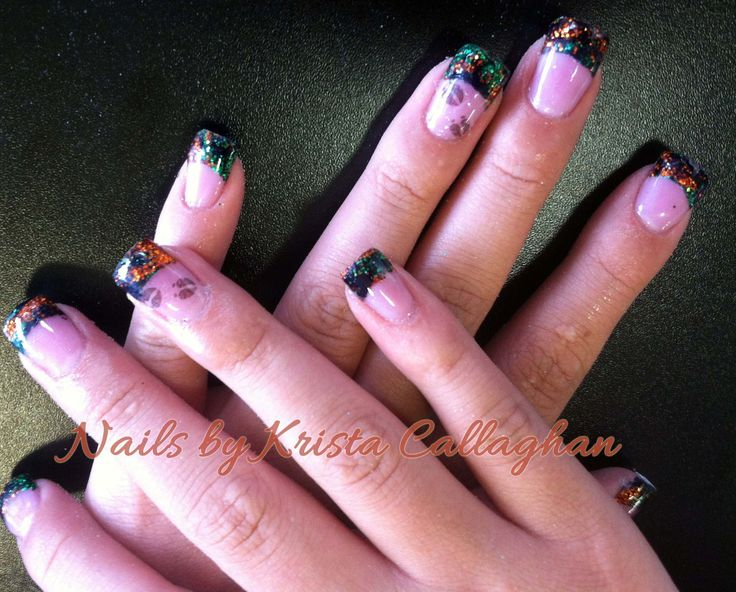 60 best nails by krista callaghan images on pinterest for Acrylic nails salon