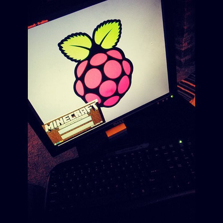 Something we loved from Instagram! Finally through customizing my Pi. Coding for the rest of the night. #snapme #nerdygamer #techie #theitcrowd #raspberrypi #programmerbabe #codeme #minecraft #minecraftpiedition #handsoffmypi by cat5zmbie Check us out http://bit.ly/1KyLetq