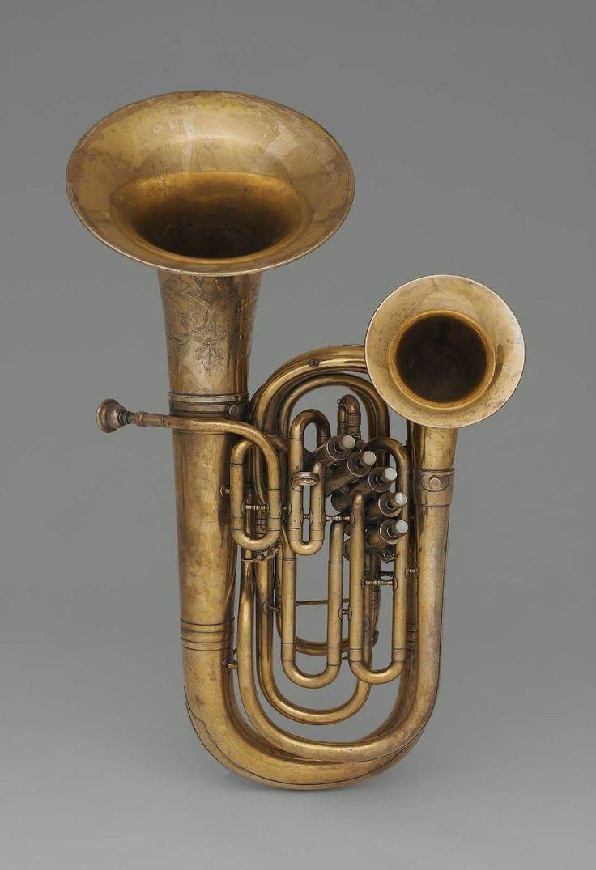 Double-belled euphonium (1921), C. G. Conn Ltd.