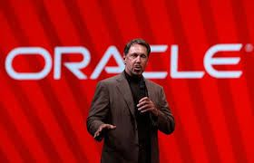 Oracle CEO Larry Ellison steps down, co-CEOs Catz and Hurd take over