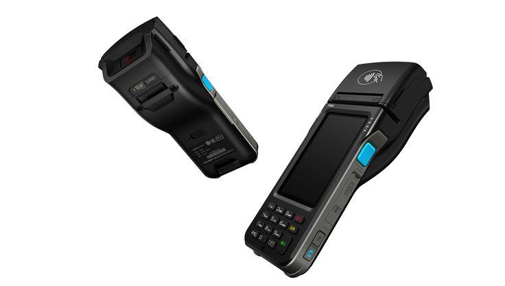 TGS payment design--ingenico PDA POS P990-design
