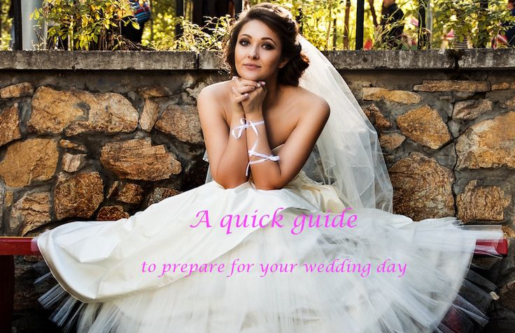 Remove Stress from your Wedding Day!