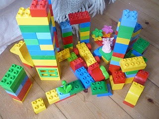 all kinds of Learning Activities with Legos