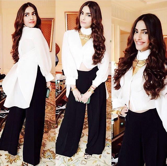 Elegant and flawless beauty #SonamKapoor