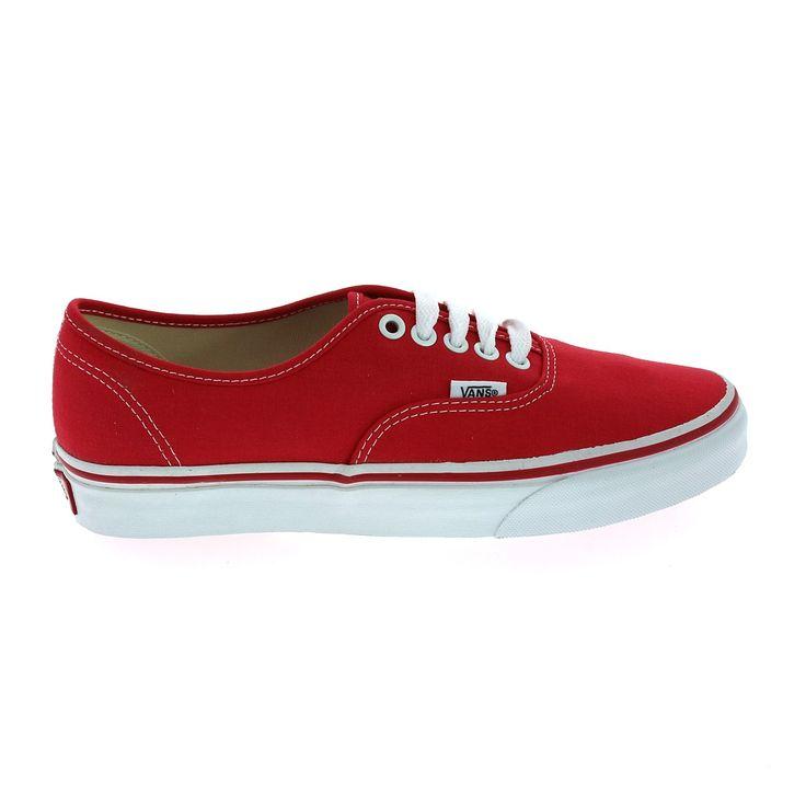 Vans Authentic Red (EE3RED)