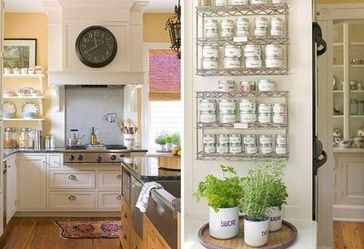 kitchen: Beaches House Kitchens, Kitchens Ideas, Spices Racks, Stoves Hoods, Organizations Kitchens, Country Kitchens, Home Kitchens, Design Home, Kitchens Organizations