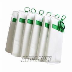[ 26% OFF ] 6Pcs High Efficiency Dust Filter Bag Replacement For Vk140 Vk150 Vorwerk Garbage Bags Fp140 Bo Rate Kobold Vacuum Cleaner