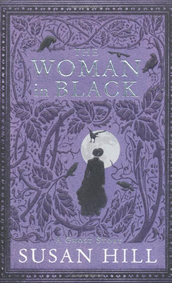 Book Cover In Black ~ The woman in black best ever ghost story however i did