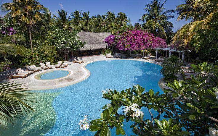 Wallpaper Complex Hotelier In Maldive