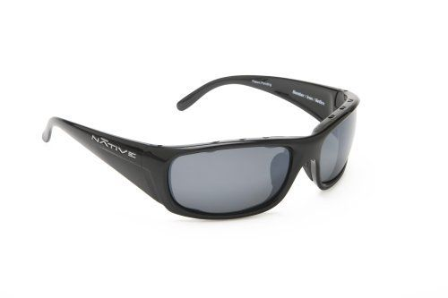 Native Eyewear Bomber Sunglasses, Iron with Silver Reflex (Gray) Lens by Native Eyewear. $85.67. Double Snap-Back Interchangeable Lens System, Rhyno-Tuff Air Frames, Venting, Cushinol, Cam Action Hinges, Mastoid Temple Grip, Anti-ocular Intrusion System.