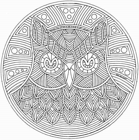 detailed coloring pages for adults free coloring pages to print or color online