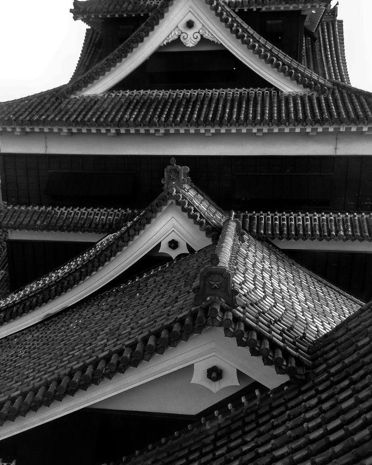 Kumamoto Castle Japan #熊本城 #熊本 by iamshuzo