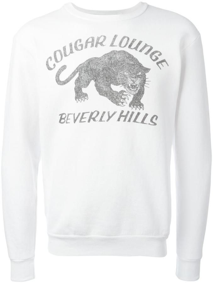 Local Authority Cougar Lounge sweatshirt | #Chic Only #Glamour Always