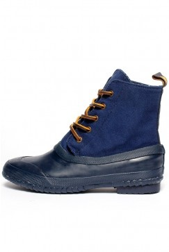 F-Troupe Lakeland Boot - Navy
